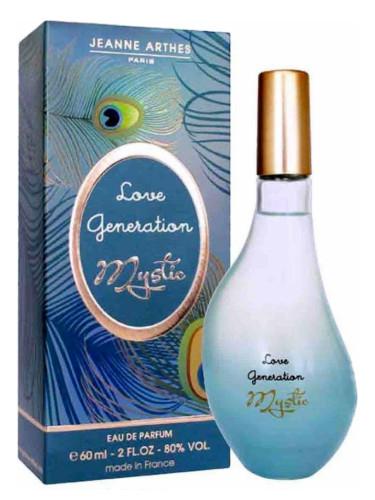 Arthes Nouveau Love Parfum Mystic Generation Jeanne Un Pour SMVLqpGUz