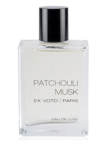 Eau de Luxe Patchouli Musk Ex Voto parfum een geur voor