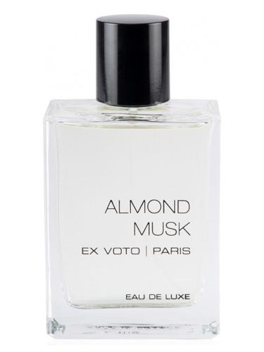 eau de luxe almond musk ex voto parfum un parfum pour homme et femme 2016. Black Bedroom Furniture Sets. Home Design Ideas