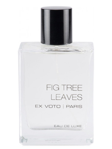 eau de luxe fig tree leaves ex voto parfum un parfum. Black Bedroom Furniture Sets. Home Design Ideas