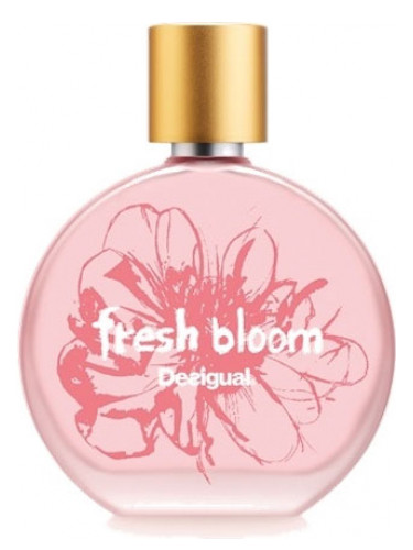 Fresh Bloom Desigual una fragranza da donna 2017