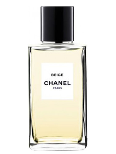 Les Exclusifs De Chanel Beige Chanel Perfume A Fragrance For Women