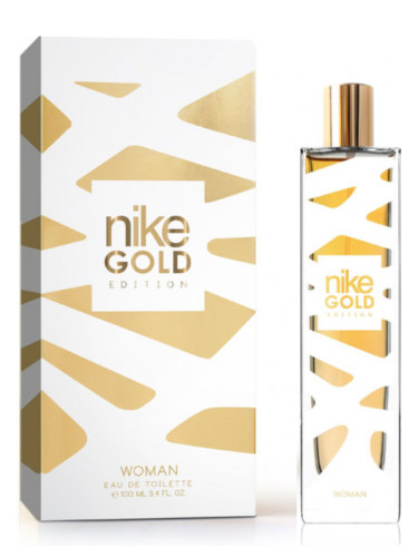 lowest price 5a610 7a7a9 Gold Edition Woman Nike perfume - a new fragrance for women 2017