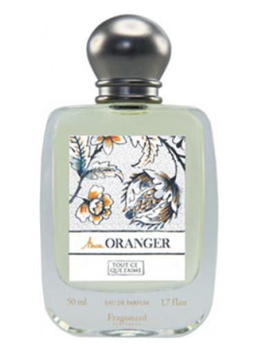 Mon Oranger Fragonard Parfum Un Nouveau Parfum Pour Homme Et Femme