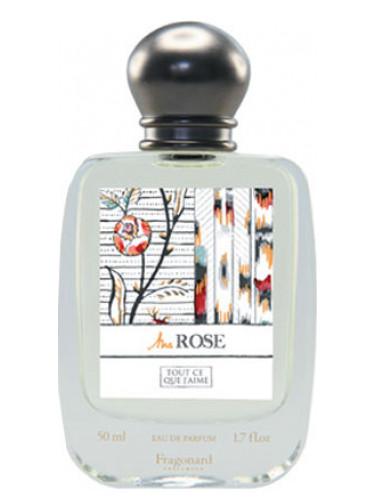Ma Rose Fragonard Parfum Un Nouveau Parfum Pour Femme 2017