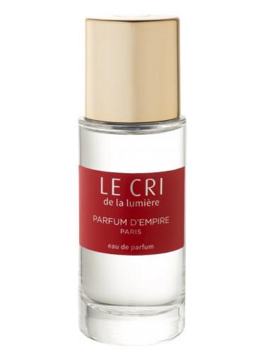 Le Cri De La Lumière Parfum Dempire Perfume A New Fragrance For