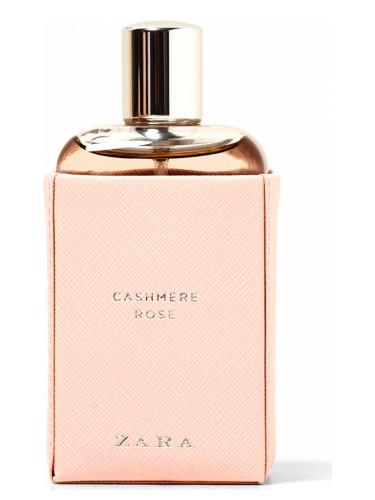 Pour 2017 Parfum Nouveau Rose Cashmere Femme Zara Un VMGqULSzp