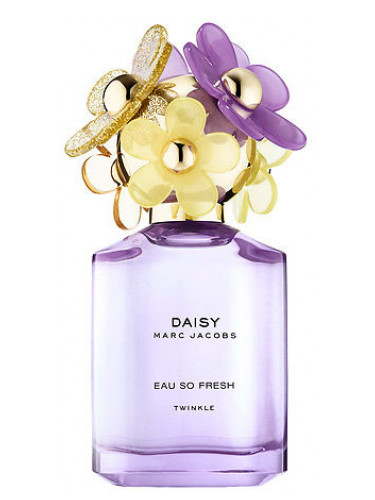 Daisy Eau So Fresh Twinkle Marc Jacobs Perfume A New Fragrance For
