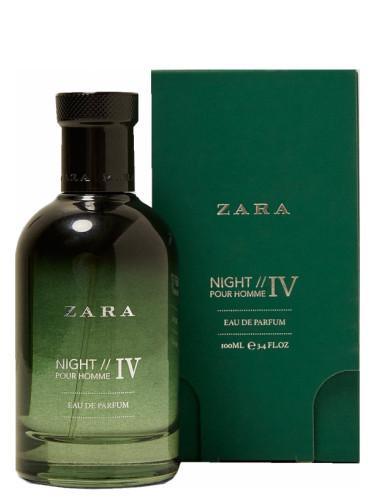 Zara Night Pour Homme Iv Zara Cologne A New Fragrance For Men 2017