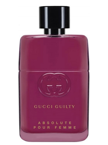 ff3c68c22fd Gucci Guilty Absolute pour Femme Gucci perfume - a new fragrance for women  2018