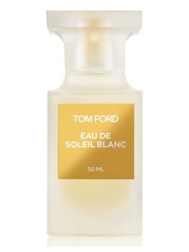 03bef55f783dc Eau de Soleil Blanc Tom Ford perfume - a new fragrance for women and men  2018