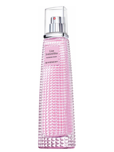 Live Irresistible Blossom Crush Givenchy Perfume A New Fragrance
