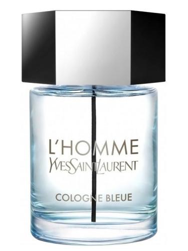 Ogromny L'Homme Cologne Bleue Yves Saint Laurent cologne - a new fragrance IZ44