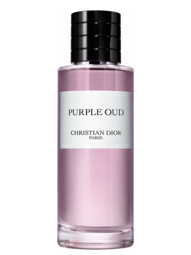 fb22c16ed990 Purple Oud Christian Dior perfume - a new fragrance for women and men 2018