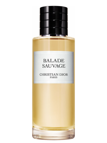 Balade Sauvage Christian Dior Perfume A New Fragrance For Women