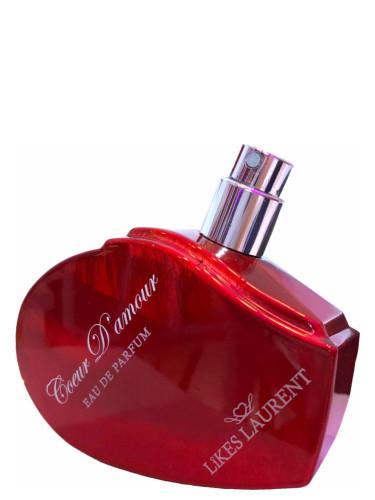 Coeur Damour Likes Laurent Perfume Una Nuevo Fragancia