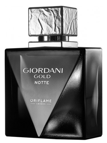 Giordani Gold Notte Man Oriflame одеколон аромат для мужчин 2016