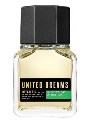 Benetton United Dreams Dream Big Eau De Toilette Spray