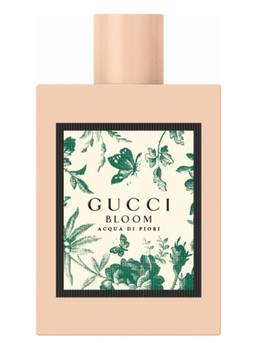 6731edf8c58 Gucci Bloom Acqua di Fiori Gucci perfume - a new fragrance for women 2018