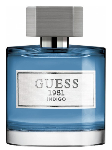ee9ac8e778624 Guess 1981 Indigo for Men Guess zapach - to nowe perfumy dla ...