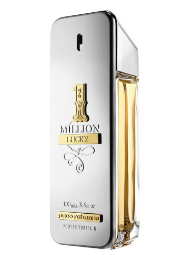 1 Million Lucky Paco Rabanne Cologne A New Fragrance For Men 2018