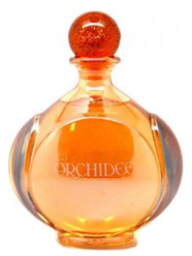 yves rocher parfum orchidee