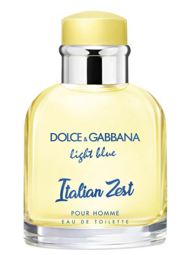 7db6c265dc445 Light Blue Italian Zest Pour Homme Dolce amp Gabbana cologne - a new  fragrance for men 2018