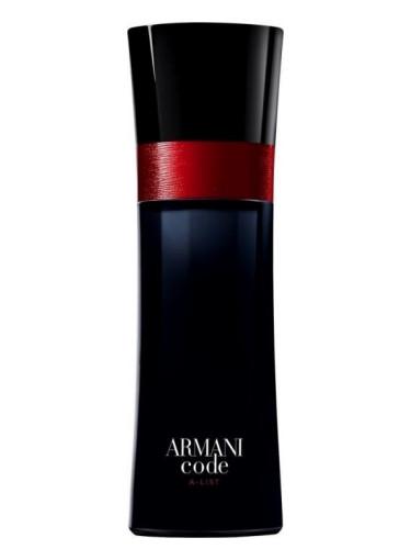 e35573d24f8d4 Armani Code A-List Giorgio Armani cologne - a new fragrance for men 2018