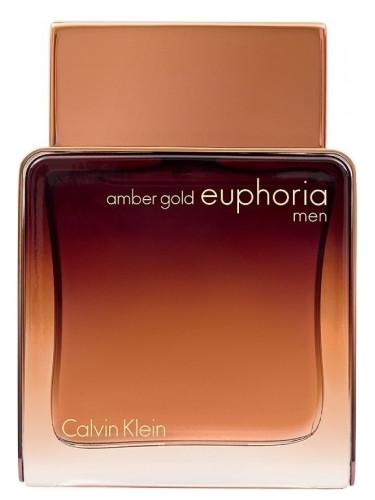 48975918d Euphoria Amber Gold Men Calvin Klein ماء كولونيا - a جديد fragrance ...