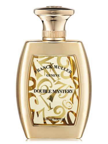 Double Mystery Franck Muller аромат новый аромат для мужчин и