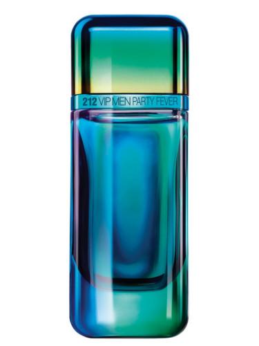 212 VIP Men Party Fever Carolina Herrera cologne - a new fragrance for men 2018