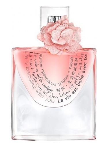 261264175b La Vie est Belle avec Toi Lancome - una nuova fragranza da donna 2018