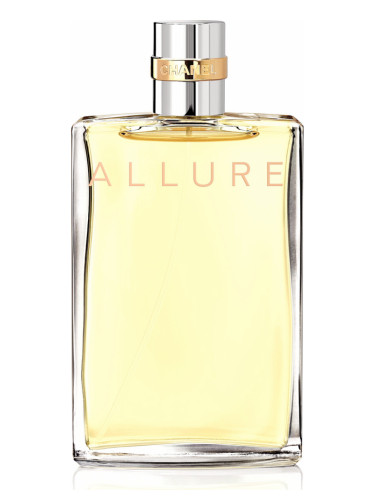Allure Chanel Perfume A Fragrance For Women 1996