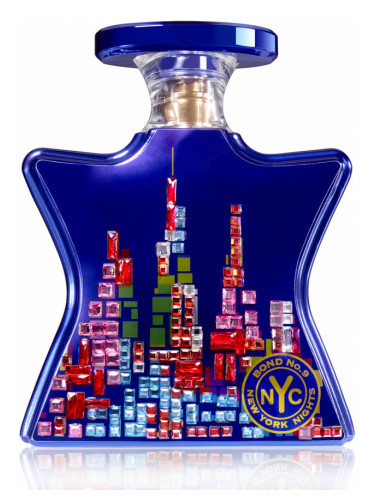 fd88a92b18d4 New York Nights Made With Swarovski Bond No 9 perfume - a new fragrance for  women and men 2017