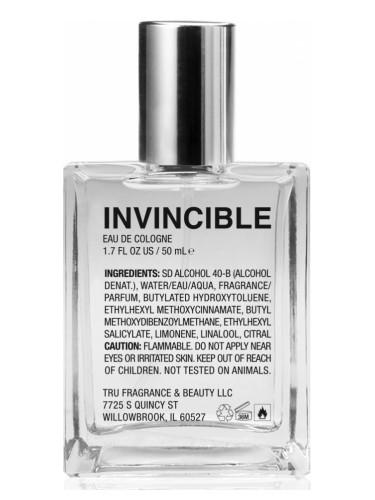 Invincible Tru Fragrances cologne - a fragrance for men