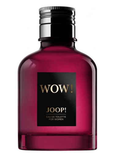 9a23f7124c Wow! for Women Joop! perfume - a new fragrance for women 2018