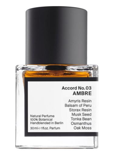 Scents Nouveau Accord Aer Un Parfum Pour No03Ambre thrQxsdC