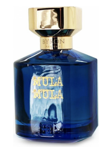 Mula Mula Byron Parfums Perfume A New Fragrance For Women And Men 2018