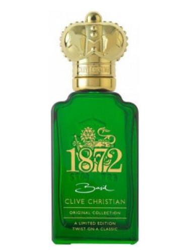 1872 Basil Clive Christian una nuova fragranza da uomo 2018