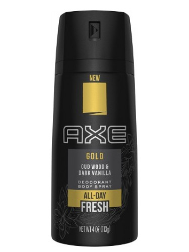 Gold Oud Wood And Dark Vanilla Axe Perfume A New Fragrance For