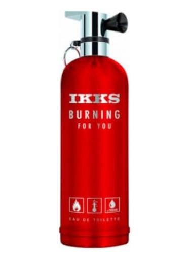 6e15d590591d1 IKKS Burning For You IKKS cologne - a fragrance for men 2015