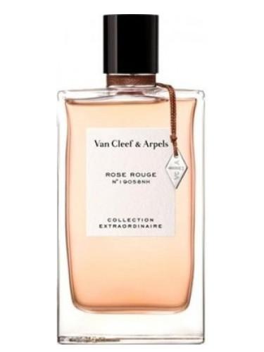 Rose Rouge Van Cleef Amp Arpels аромат новый аромат для мужчин и