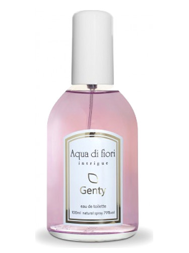 Fiori Kiwi.Aqua Di Fiori Intrigue Parfums Genty Perfume A Fragrance For Women