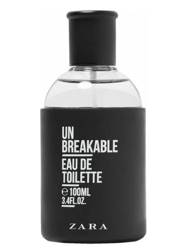 Parfum Cologne Un Nouveau Zara Unbreakable Pour 2018 Homme MUVSqGzp