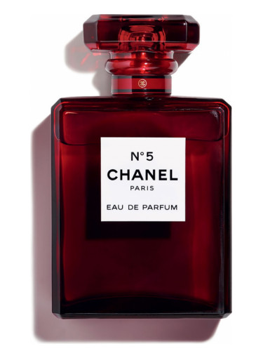 Chanel No 5 Eau De Parfum Red Edition Chanel Perfume A New