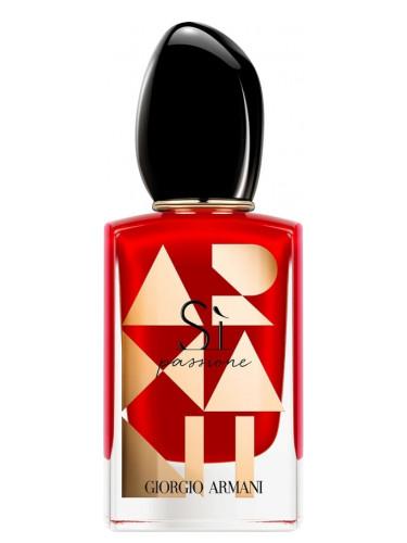 Sì Passione Limited Edition Giorgio Armani perfume - a novo ... 4552e8231c