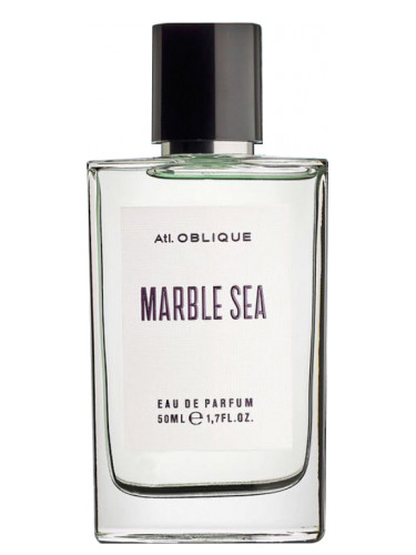 Marble Sea Atelier Oblique Perfume A New Fragrance For