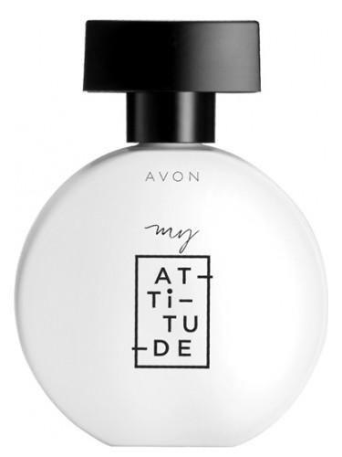 My Attitude Avon аромат новый аромат для женщин 2018
