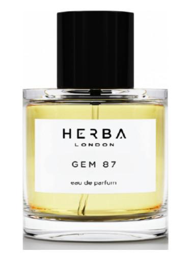 f9a762a86e6 G.E.M. 87 HERBA London colônia - a novo fragrância Masculino 2018
