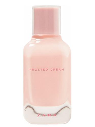 Parfum Frosted Nouveau 2018 Zara Cream Pour Un Femme xodBrCe